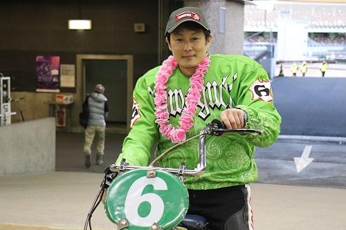 川口市営第11回2節 牧野貴博選手(2021/1/19)