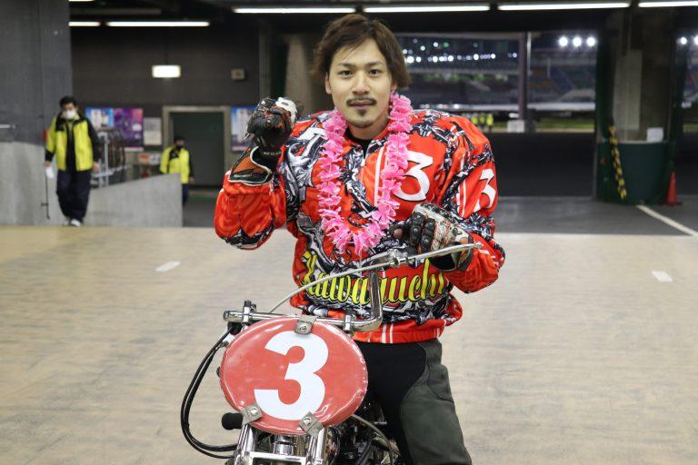 川口ナイトレース 稲川聖也選手(2021/2/25)